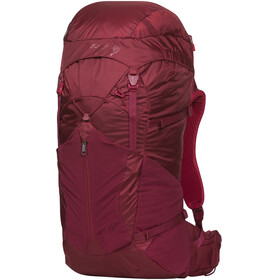 Bergans Senja 34 Backpack Women Burgundy/Red